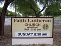 Image for Faith Lutheran Church--Yuma, Az