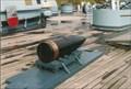Image for 16-inch Gun Round - Battleship North Carolina - Wilmington, NC