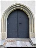 Image for Portal of the Church of St. Paul's Conversion / Portál kostela Obrácení sv. Pavla - Brandýs nad Labem (Central Bohemia)