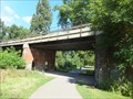 Image for Rail Bridge CAT 467 - Ladywell Fields, Lewisham, London, UK
