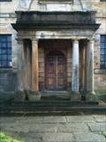Image for St John the Evangelist church door - Bradford,UK
