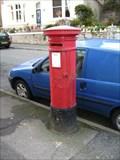 Image for Victorian Pillar Box, Church Walks, Llandudno, Conwy, Wales