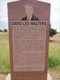 Image for David Lee Walters - Canute, Oklahoma.