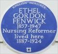 Image for Ethel Gordon Fenwick - Upper Wimpole Street, London, UK
