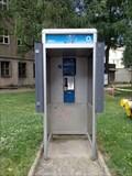 Image for Telefonni automat, Teplice, Laubeho namesti