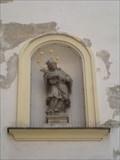 Image for Socha sv. Jana Nepomuckého (Orlí) - Brno, Czech Republic