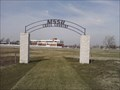Image for MSSU Cross Country Arch - Joplin MO