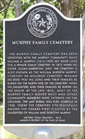 Image for Murphy Family Cemetery