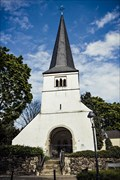 Image for Alter Kirchturm St. Andreas, Bonn-Rüngsdorf, NRW, Germany