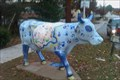Image for Blue Bell the Butterfly Cow, Suwanee, GA