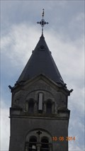 Image for Benchmarck Géodésique église de Chantaine
