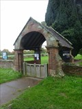 Image for Lych Gate, St Martin's, Holt, Worcestershire, England