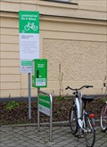 Image for E-Bike-Ladestation am Rathausufer — Düsseldorf, Germany