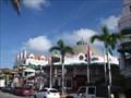 Image for Royal Plaza Mall Flag Display - Oranjestad, Aruba
