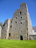 Image for Oxwich Castle - CADW - Gower, Wales, Great Britain.