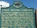 Image for Woodward Avenue - Ford Motor Company - Detroit, Michigan.