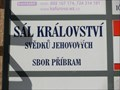 Image for Kingdom Hall of Jehovah's Witnesses - Pribram, Czech Republic