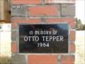 Image for Otto Tepper - Creston, BC
