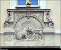 Image for Medved na portálu Nedvedovského domu / Bear on Nedvedovský House portal - Slaný (Central Bohemia)