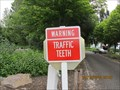 Image for Warning Traffic Teeth, Vancouver, Washington