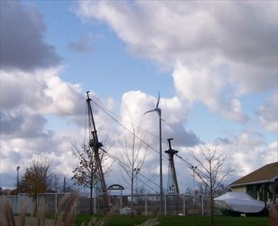 Maritime Museum Windmill