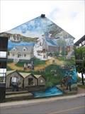 Image for La fresque de Cap-Rouge   (Cap-Rouge's mural)