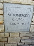 Image for 1960 - St. Boniface Church - Comfort, TX