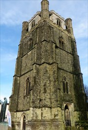Chichester Cathedral - Medieval Bell Tower