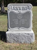 Image for Gertie Arnwine - Cross Roads Cemetery - Desert, TX