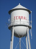 Image for U.S. Coast and Geodetic Survey Benchmark DN1414 - Terral, OK
