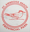 Image for St. Ambroise Beach Provincial Park Passport Stamp