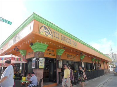 The Drunken Taco Fort Lauderdale Fl Mexican Restaurants