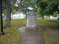 Image for World War I Memorial - Eighth Ward - Oswego, NY