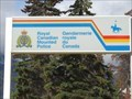 Image for Royal Canadian Mounted Police - Jasper, Alberta