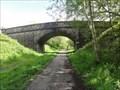 Image for Knott Fold Bridge Over Trans Pennine Trail - Hyde, UK