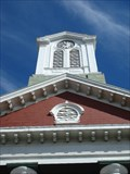 Image for Jefferson County Courthouse Clock - Charles Town, WV