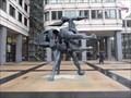 Image for Thermopylae by Dimitri Hadzi - Boston, MA