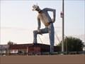 Image for Muffler Man Cowboy - Canyon, TX