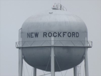 New Rockford Nd >> Water Tower New Rockford Nd Water Towers On Waymarking Com