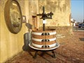Image for Grape Press (Wine), Ammerschwihr, Haut-Rhin/FR