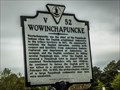 Image for Wowinchapunche - Williamsburg, Virginia