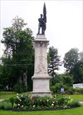 Image for Bridgton's Sons Who Defended the Union  -  Bridgton, ME