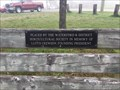 Image for Lloyd Crewson Bench - Waterford, ON
