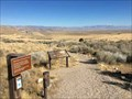 Image for Big Fill Trailhead - Golden Spike National Historic Site