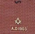 Image for 1903 -  Pinjarra Masonic Lodge , Western Australia
