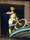 Image for Weather Girl on Bicycle - Copenhagen, Denmark