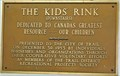 Image for The Kids Rink - 1953 - Trail, British Columbia