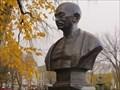 Image for Buste du monument de Mohandas Karamchand Gandhi - Québec, Québec
