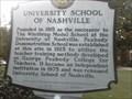 Image for University School of Nashville - Nashville, TN