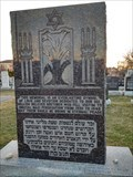 Image for Ohev Zedeck Cemetery Holocaust Memorial - Hamilton, Ontario
